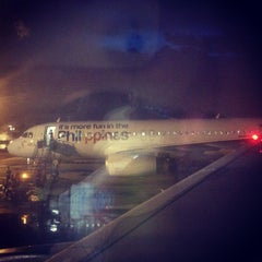 Photo taken at Ninoy Aquino International Airport (MNL) Terminal 4 by Valerie T. on 9/7/2012