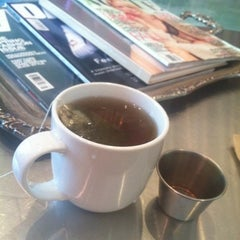 Photo taken at Keter Salon by cori k. on 8/1/2012