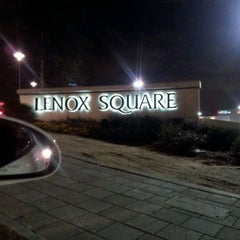 Photo taken at Lenox Square by Trent L. on 2/24/2012