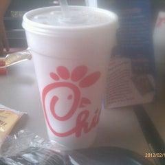 Photo taken at Chick-fil-A by Al E. on 2/18/2012