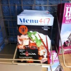 Photo taken at Walmart Supercenter by Menu417 L. on 3/4/2012