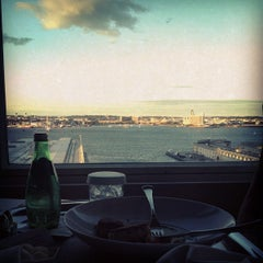 Photo taken at Seaport Boston Hotel by Tiffany on 9/10/2012