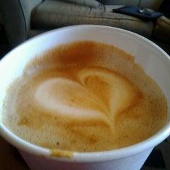 Photo taken at Bibo Coffee Co. by Meela D. on 4/26/2012