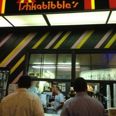 Photo taken at Ishkabibble's Eatery by Brian F. on 7/25/2012
