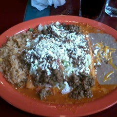 Photo taken at Pancho Villa Mexican Restaurant by Gregory J. on 5/19/2012