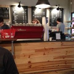 Photo taken at North Tea Power by Derek P. on 2/27/2012