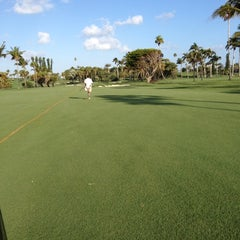 Photo taken at Palm Beach Country Club by James H. on 3/28/2012