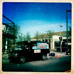 Photo taken at Jericho's BBQ by Matt K. on 3/17/2012