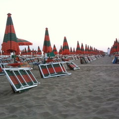 Photo taken at Lido Impero by Mazinga on 8/4/2012