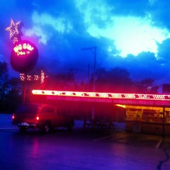 Photo taken at Big Star Drive-In by Will C. on 8/20/2012