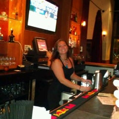 Photo taken at Mission Grill by Ann Marie U. on 4/22/2012