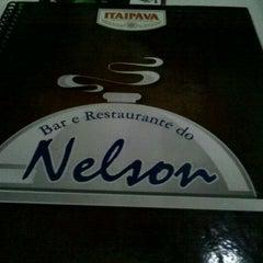 Photo taken at Bar e Restaurante do Nelson by Rafael F. on 5/24/2012