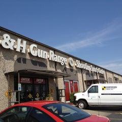Photo taken at H&H Shooting Sports by Ryan B. on 8/22/2012