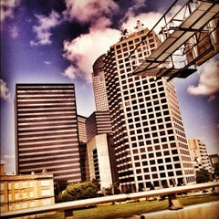 Photo taken at Univision Tower by Joseph Z. on 6/20/2012