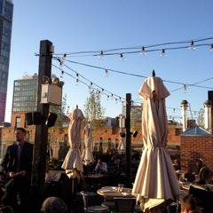 Photo taken at STK Rooftop by Courtney C. on 5/11/2012