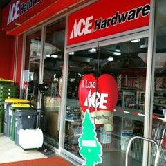 Photo taken at ACE Hardware by Kiky M. on 2/23/2012
