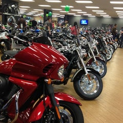 Photo taken at Fay Myers Motorcycle World by Candies L. on 5/19/2012