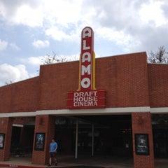 Photo taken at Alamo Drafthouse Mason by Derek H. on 3/2/2012