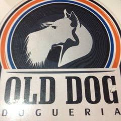 Photo taken at Old Dog Dogueria by Paulinha L. on 6/19/2012