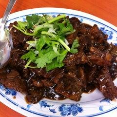 Photo taken at Kok Sen Restaurant by Dawn T. on 4/13/2011