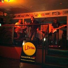 Photo taken at Alphabet Lounge by Scott K. on 7/17/2011