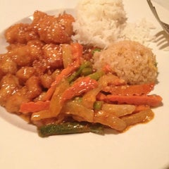 Photo taken at Asian Grill by Daniel W. on 11/26/2011