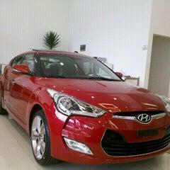 Photo taken at Hyundai Caoa by Adriana T. on 1/23/2012
