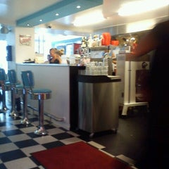 Photo taken at The Diner by Signe Gry B. on 8/18/2011
