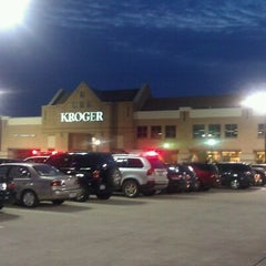 Photo taken at Kroger by Jessica S. on 12/18/2011