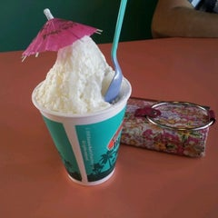Photo taken at Bahama Buck's by Yvette L. on 4/6/2012