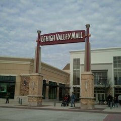Photo taken at Lehigh Valley Mall by Jean H. on 1/28/2012