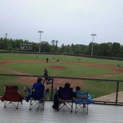 Photo taken at Joe Cannon Stadium by Grant C. on 5/14/2012