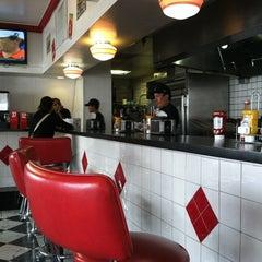 Photo taken at Jake's Burgers & Billiards by Jenova 7 on 6/8/2012
