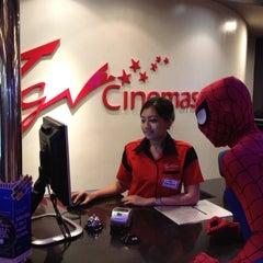 Photo taken at TGV Cinemas by Richard C. on 7/14/2012