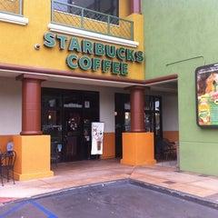 Photo taken at Starbucks by Glen H. on 6/27/2011