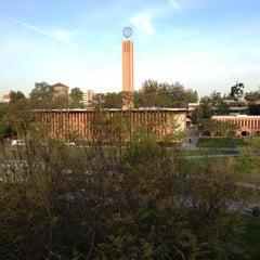 Photo taken at McCarthy Quad by asianbama on 4/4/2012