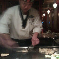 Photo taken at Ichiro Japanese Restaurant by Janine K. on 3/4/2011
