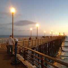 Photo taken at Oceanside Pier by James P. on 6/26/2012