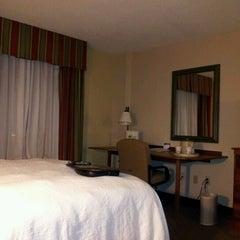 Photo taken at Hilton Parsippany by Jenn G. on 3/27/2012