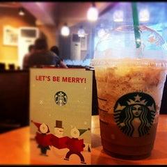 Photo taken at Starbucks Coffee by ianne b. on 11/4/2011