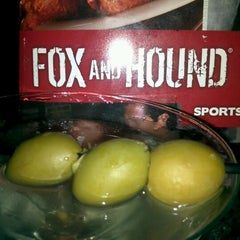 Photo taken at Fox and Hound by Emily R. on 11/23/2011