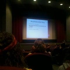 Photo taken at Grafton Stoval Theater by Matt M. on 8/20/2011