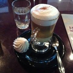 Photo taken at Café Montebianco by Melissa A. on 4/14/2012