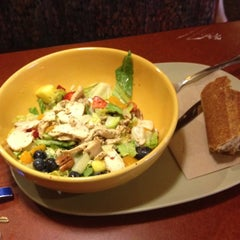 Photo taken at Panera Bread by Chris G. on 5/18/2012