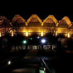 Photo taken at WVU Coliseum by Jason S. on 11/19/2011