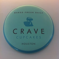 Photo taken at Crave Cupcakes by Bowonpak S. on 12/27/2011