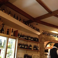 "Photo taken at Hosteria Tipica Milanese ""La Cadrega"" by Andrea C. on 11/6/2011"