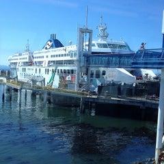 Photo taken at Tsawwassen Ferry Terminal by Steve T. on 8/16/2012