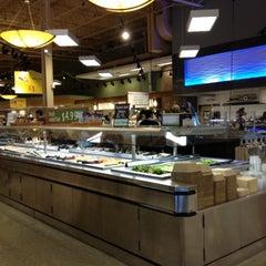 Photo taken at Mariano's Fresh Market by Wassamon K. on 9/8/2012