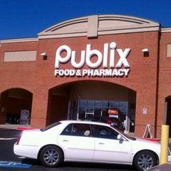 Photo taken at Publix by Bryan L. on 10/25/2011